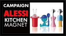 ALESSI KITCHEN MAGNET 探しの旅_a0155290_16253890.jpg
