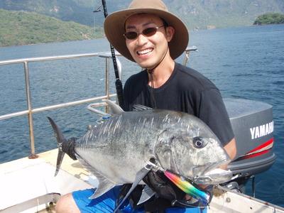 店長渡辺 コモド島へGTに会いに行ってきました。_a0153216_2352582.jpg