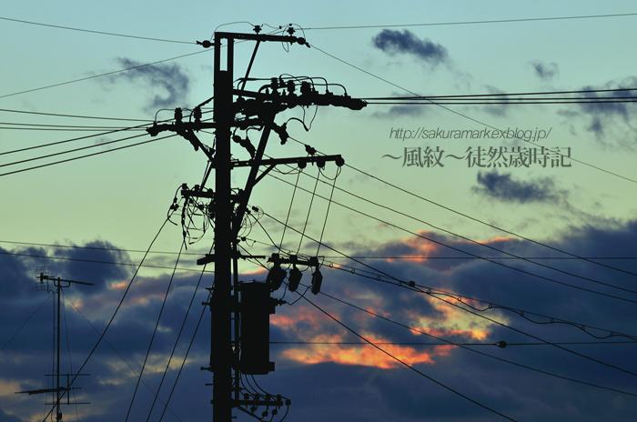 夕時雨の空。_f0235723_17114838.jpg