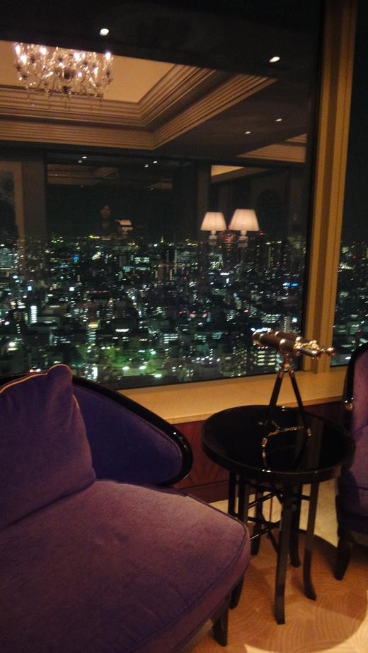 めくるめくプレジデンシャルスイート@シャングリ・ラ ホテル東京 お部屋編_f0215324_2318126.jpg