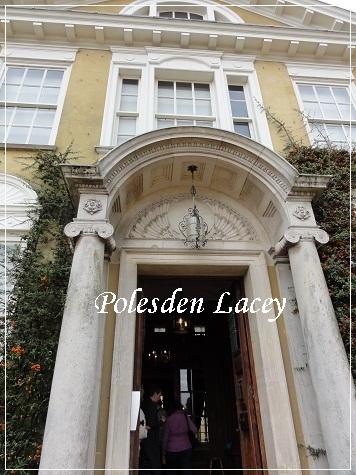 Polesden Lacey~クィーン・マザーのハネムーン・ハウス  その2_c0079828_0285785.jpg