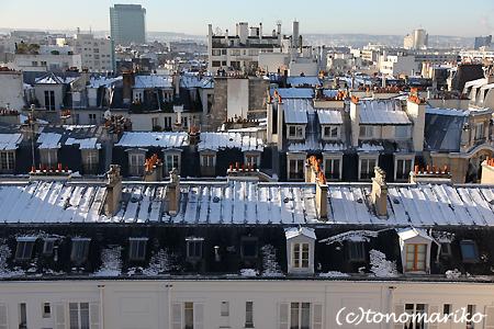 大雪が明けた晴れパリ_c0024345_192960.jpg