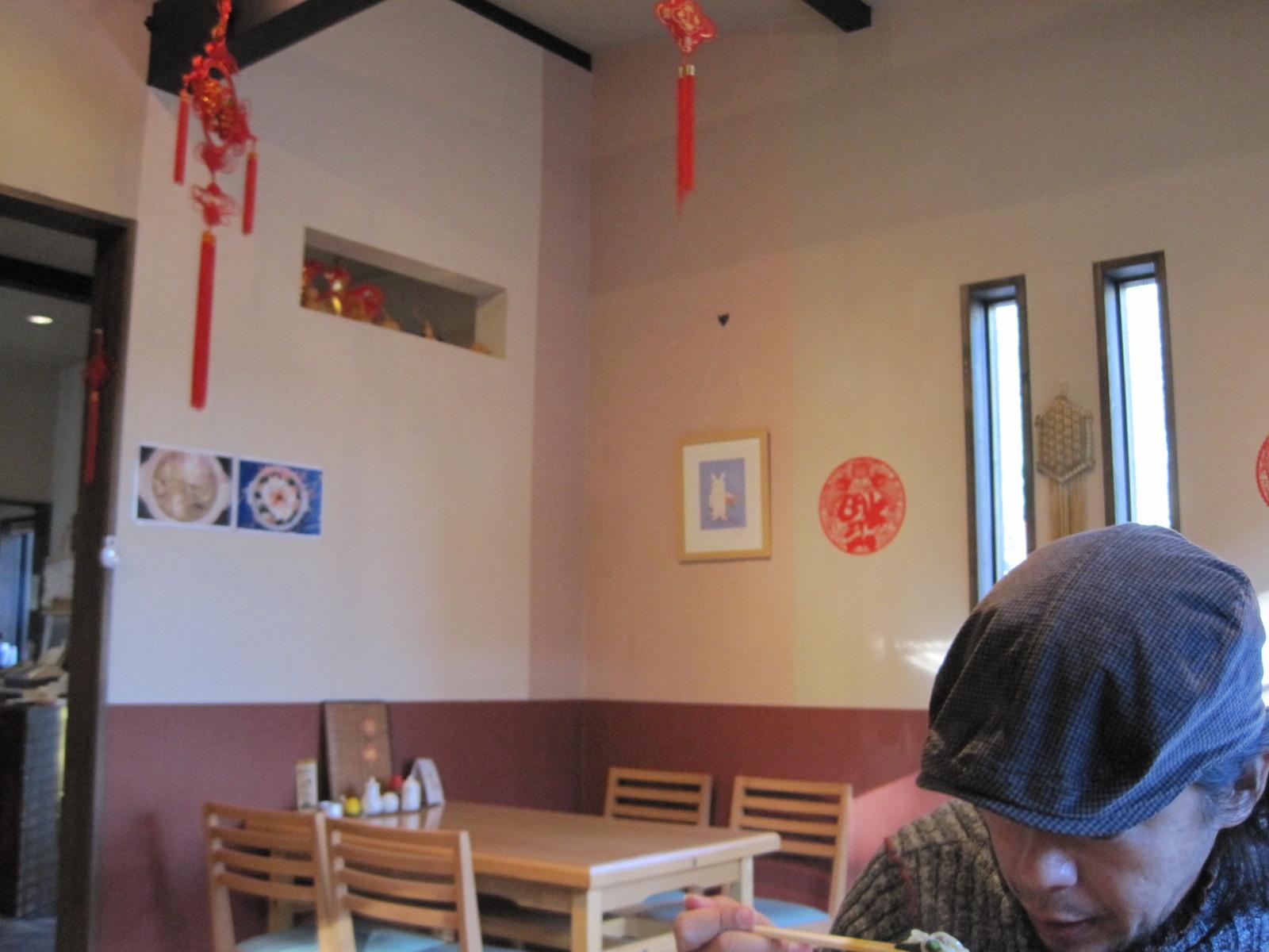 上海館でランチ_f0236260_1645630.jpg