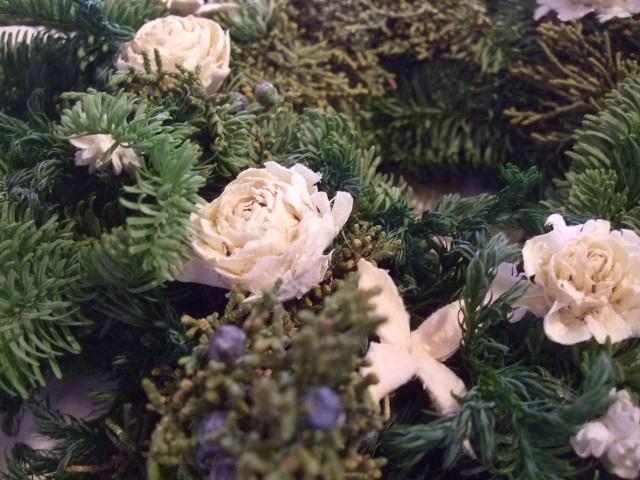 オークリーフ花の教室(松崎さんの作品)_f0049672_17173586.jpg