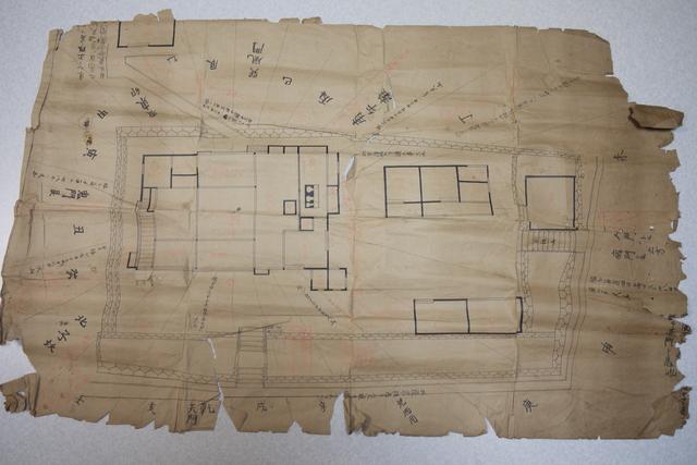 幕末の時代の住宅設計図_e0214805_173667.jpg