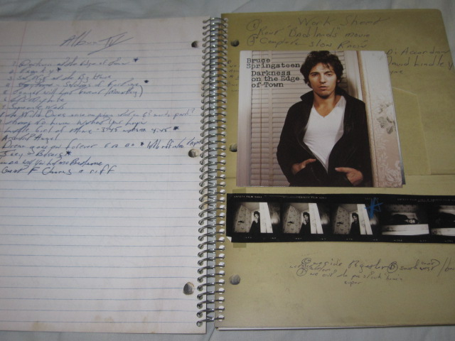 BRUCE SPRINGSTEEN / THE PROMISE:THE DARKNESS ON THE EDGE OF TOWN STORY_b0042308_8275911.jpg