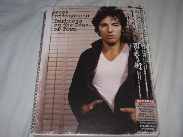 BRUCE SPRINGSTEEN / THE PROMISE:THE DARKNESS ON THE EDGE OF TOWN STORY_b0042308_881994.jpg