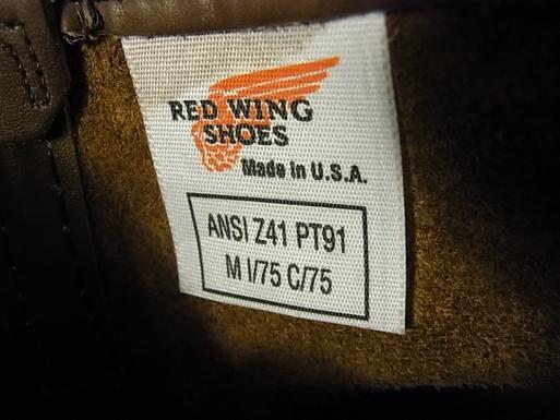 アメリカ仕入れ#18 REDWING POSTMANなどでました!_c0144020_11243447.jpg
