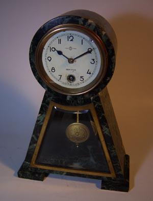 「 小林かいちと日本のアールデコ展 」 時計など_d0178448_2030739.jpg