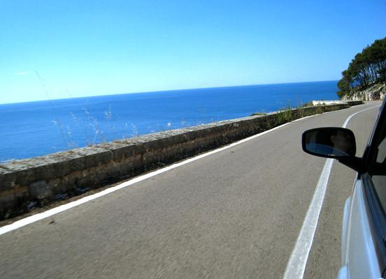 サンタ・マリア・ディ・レウカ  2つの海が出会う南の果て_f0205783_1055914.jpg