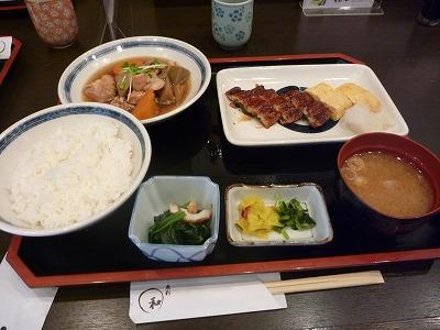 魚彩 和 / 煮魚定食_e0209787_15384137.jpg