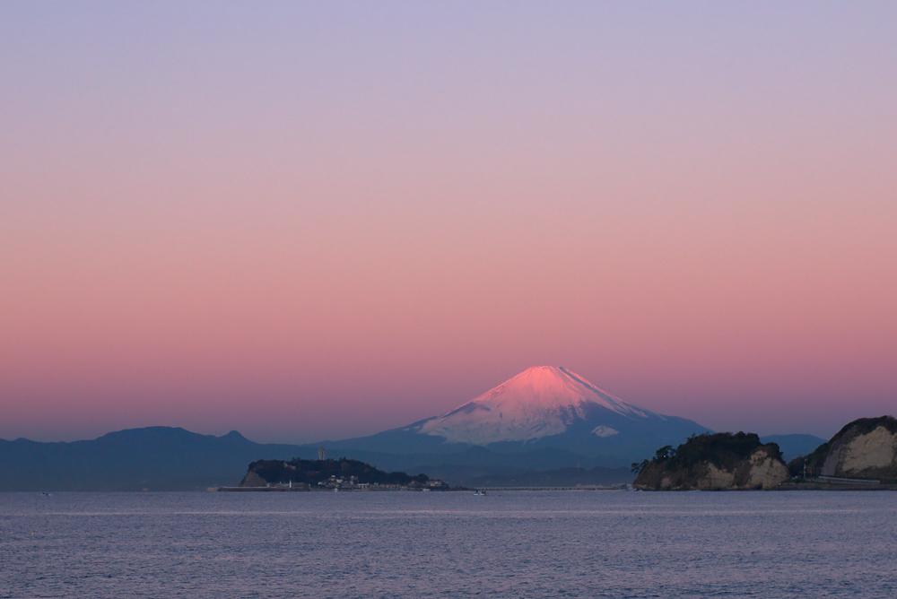 今日の富士   ~逗子マリーナより 2~_e0139093_173249.jpg