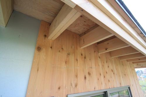 トント園:木造準耐火建築の板張り_e0054299_9205426.jpg