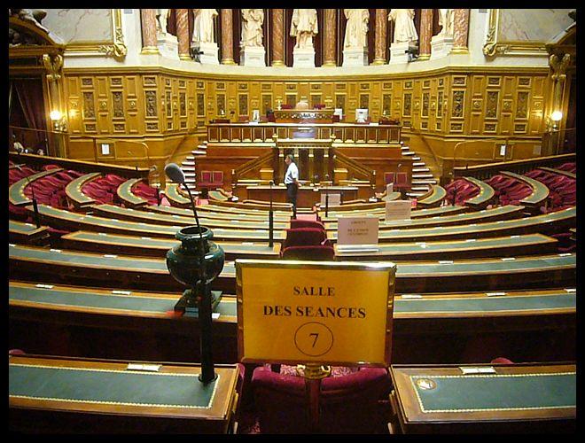 【ヨーロッパ文化遺産の日】SENAT元老院9月18日(4)PARIS_a0008105_18422978.jpg