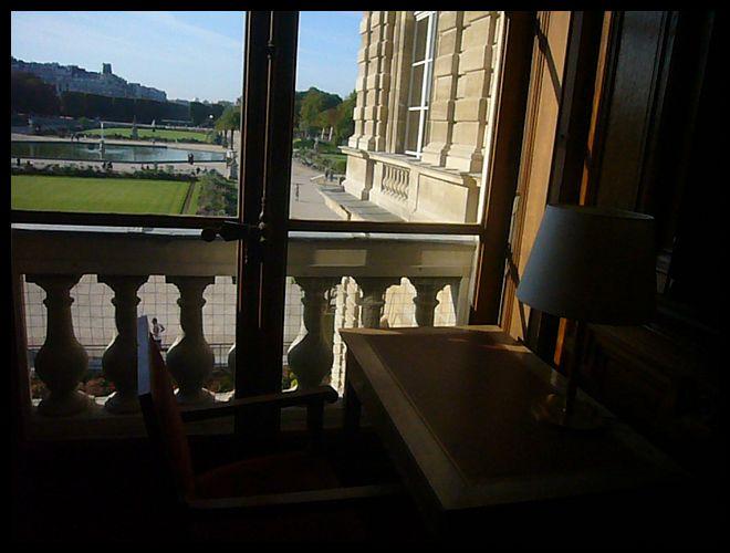 【ヨーロッパ文化遺産の日】SENAT元老院9月18日(4)PARIS_a0008105_18425110.jpg