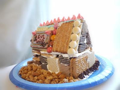 お菓子の家をつくろう♪in マリノアシティ_f0063241_231119.jpg