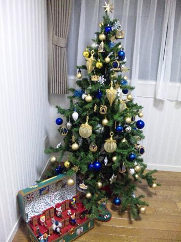 クリスマスツリー_a0128290_23271790.jpg