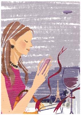 自分へのご褒美に!〜書籍『iPhone女子よくばり活用術』より_f0172313_1551129.jpg