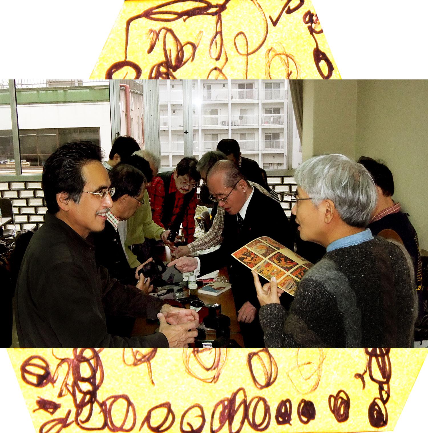 2010/12/11今年最後の例会と忘年会動画 おおばやし_d0138130_9533922.jpg