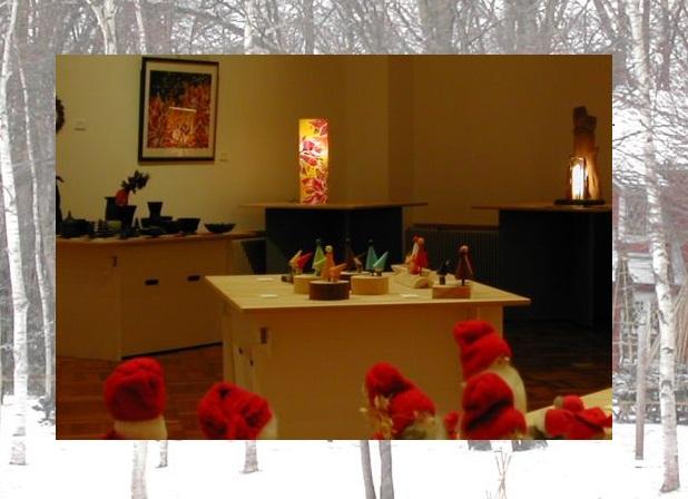クリスマスをイメージする_b0073937_1565915.jpg
