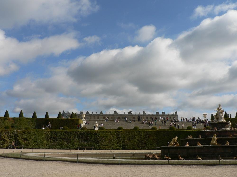 Château de Versailles  L\'ouverture _d0001843_18315342.jpg
