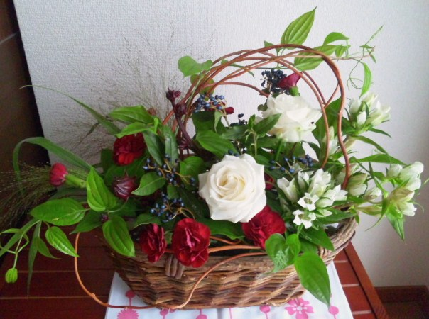 Flower Arrangement_c0115560_20552832.jpg