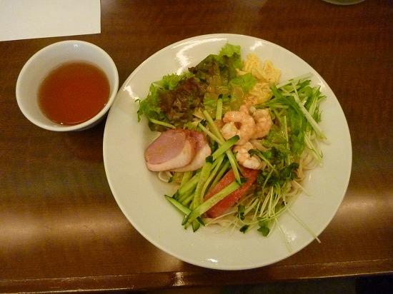 小燕京 / 胡麻ダレ冷麺_e0209787_1402539.jpg