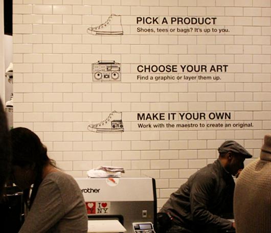 ニューヨークのSoHoにコンバース(Converse)の常設特別店がオープン!!!_b0007805_2585764.jpg