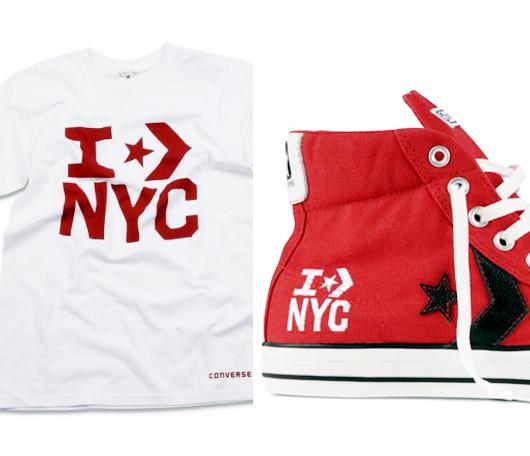 ニューヨークのSoHoにコンバース(Converse)の常設特別店がオープン!!!_b0007805_302847.jpg