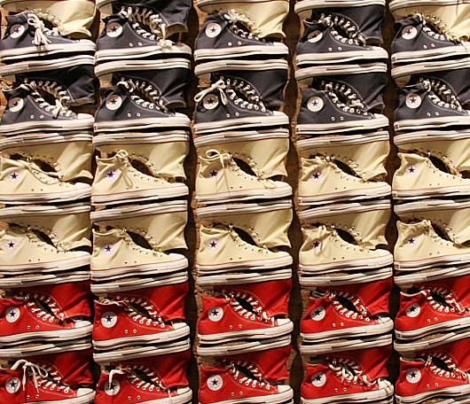 ニューヨークのSoHoにコンバース(Converse)の常設特別店がオープン!!!_b0007805_315228.jpg