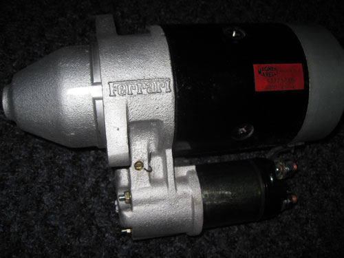 #フェラーリ412 セルモーター修理 _e0169210_11515422.jpg