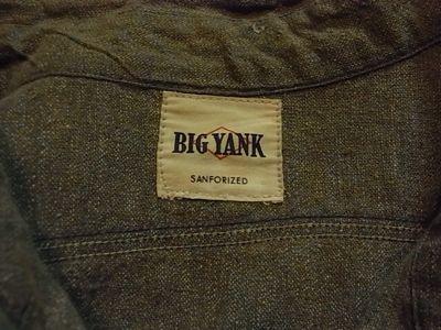 アメリカ仕入れ情報#28 50\'S BIG YANK BLACK シャンブレーシャツ_c0144020_1511637.jpg