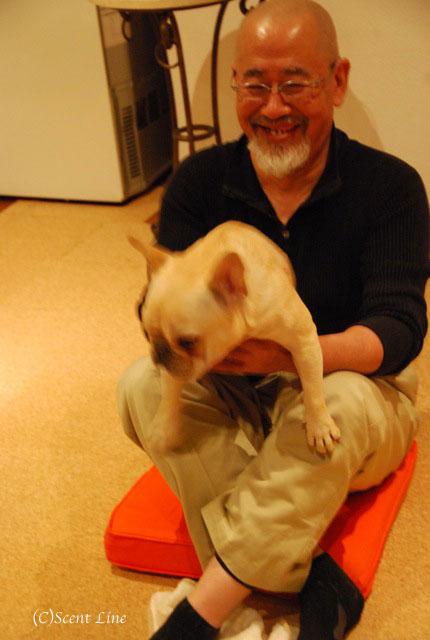 第4回「愛犬の為の整体教室」の模様 その2_c0099133_21164134.jpg