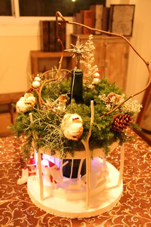 クリスマスリース まーちゃん編_d0086634_11443047.jpg