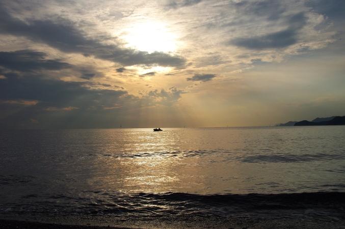 冬の海へ お伊勢さんへ 家族で忘年会♪_d0145934_16191382.jpg