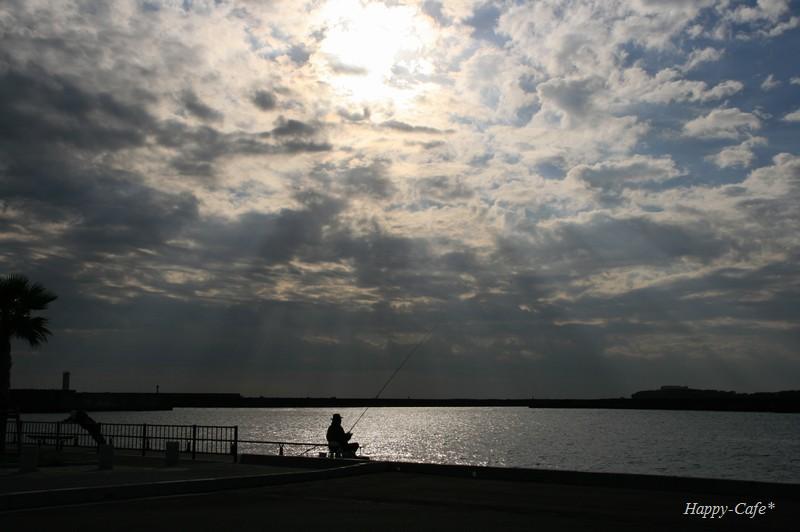 天使の梯子に包まれて・・・ 光を求めて自分探しの旅へ_a0167759_2024668.jpg