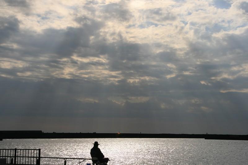 天使の梯子に包まれて・・・ 光を求めて自分探しの旅へ_a0167759_2032140.jpg