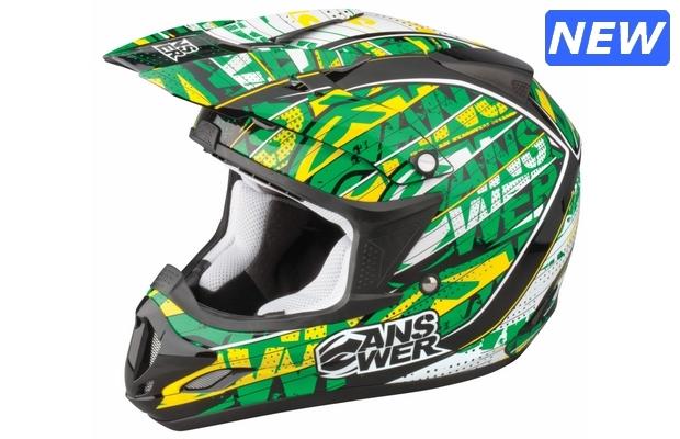 ANSWER 新作ヘルメットがクルですよー! _f0062361_21132387.jpg