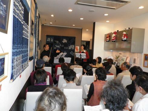 2010年クリスマスコンサート_e0190287_2014677.jpg