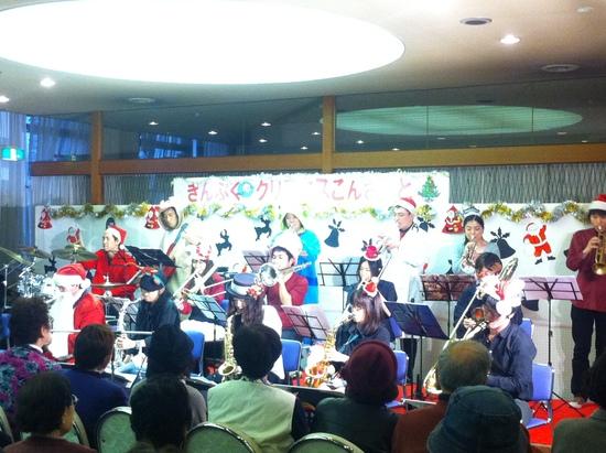 池袋 クリスマスLive ♪♪♪_e0097491_23515070.jpg