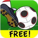 iPhone無料アプリ|Soccer Kickoff Free_d0174998_1348493.jpg