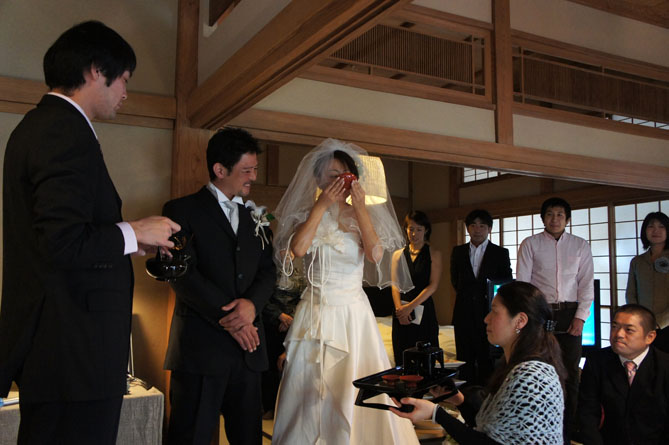 Nowhere but Hayama WEDDING PARTY!!_f0201310_15125298.jpg