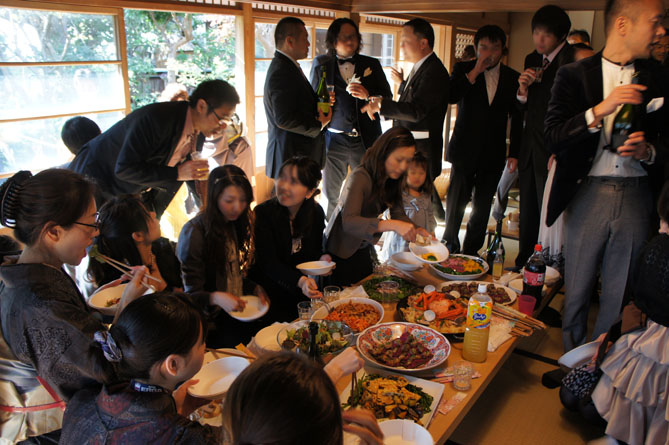 Nowhere but Hayama WEDDING PARTY!!_f0201310_15144358.jpg