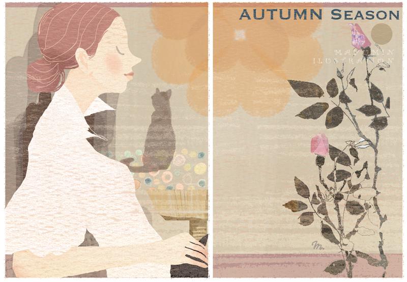 秋のバラをたのしむ_f0172313_3354669.jpg