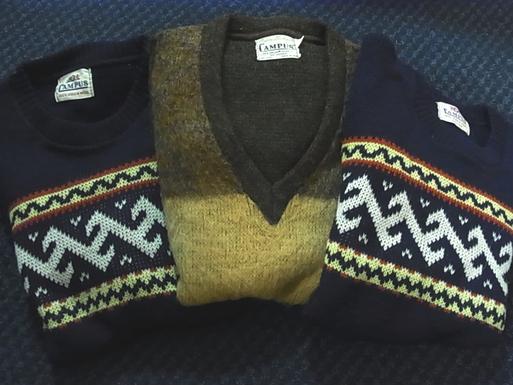 アメリカ仕入れ情報#31 40'S-60'S セーター&ENGLAND製MILTARYセーター_c0144020_11593995.jpg