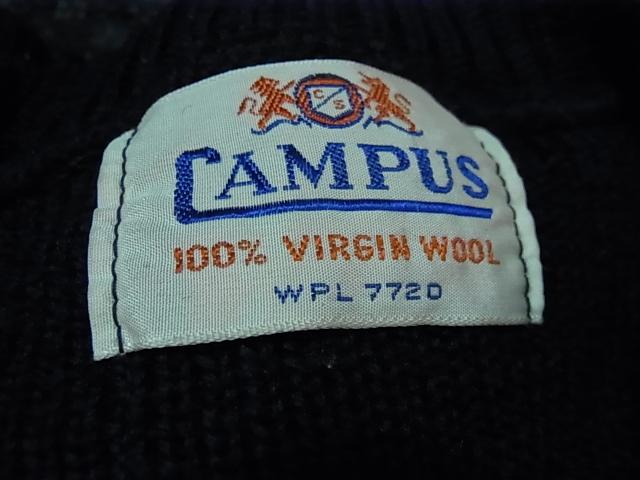 アメリカ仕入れ情報#31 40'S-60'S セーター&ENGLAND製MILTARYセーター_c0144020_1205673.jpg