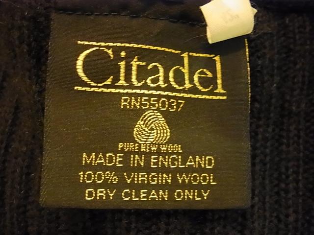 アメリカ仕入れ情報#31 40'S-60'S セーター&ENGLAND製MILTARYセーター_c0144020_124425.jpg