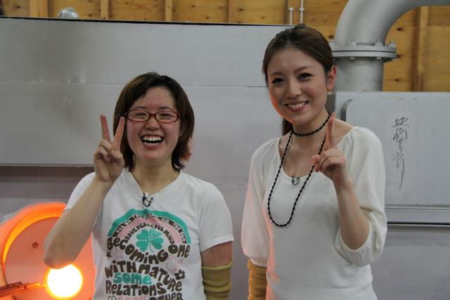 2011/1/9(sun) 12時 BS日テレ「北海道すたいる」_f0045630_154895.jpg