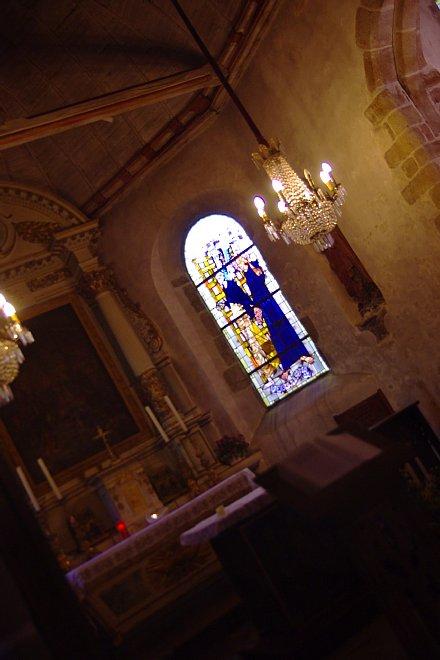 モンサンミッシェル修道院内_e0171336_97345.jpg