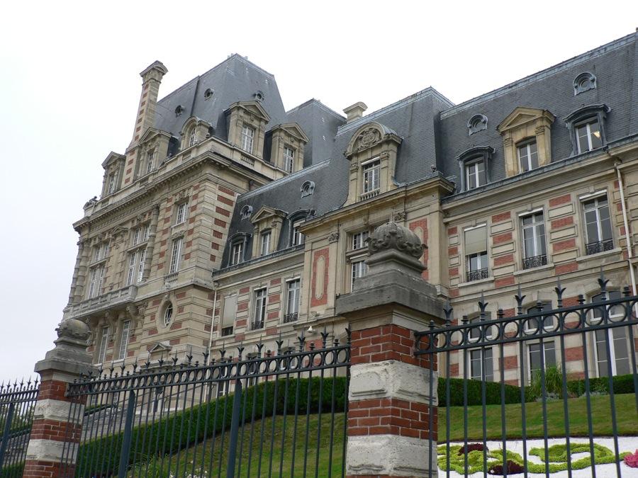 Château de Versailles Chapitre Ⅰ 黄金の門 _d0001843_2127513.jpg